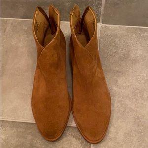 Soludos Venetian bootie size 6.5